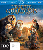 Legend of the Guardians: The Owls of Ga'Hoole - Combo Pack (Blu-ray + DVD + Digital Copy) on Blu-ray
