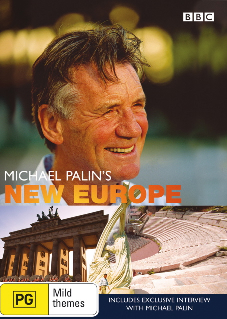 Michael Palin's New Europe (3 Disc Set) on DVD image