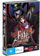 Fate/Stay Night - Vol. 5: A Tale of Two Sisters on DVD
