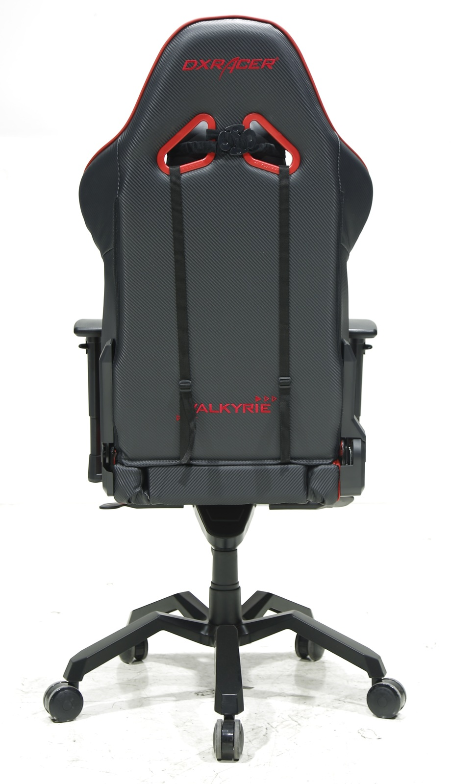 DXRacer Valkyrie Series VB03 Gaming Chair (Red) for  image