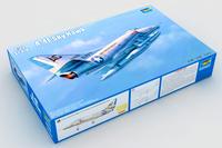Trumpeter 1/32 A-4E Sky Hawk - Scale Model