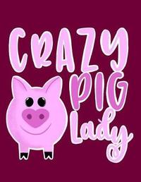 Crazy Pig Lady by Emily C Tess