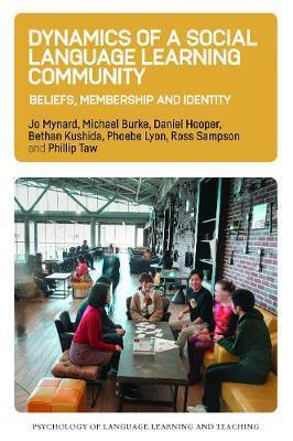 Dynamics of a Social Language Learning Community by Jo Mynard