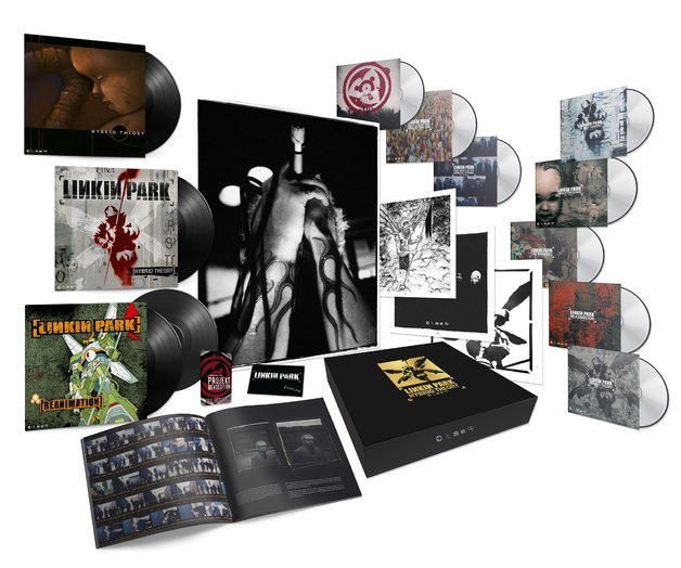 Hybrid Theory: 20th Anniversary Edition - Super Deluxe Box Set by Linkin Park