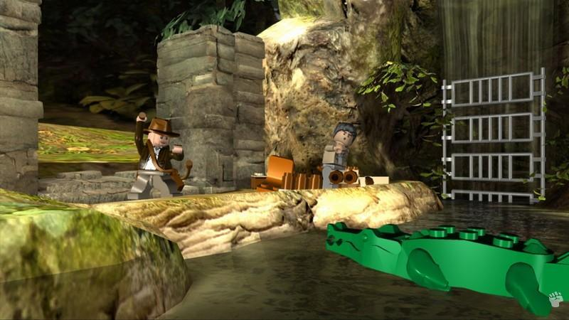 LEGO Indiana Jones: The Original Adventures for PlayStation 2 image