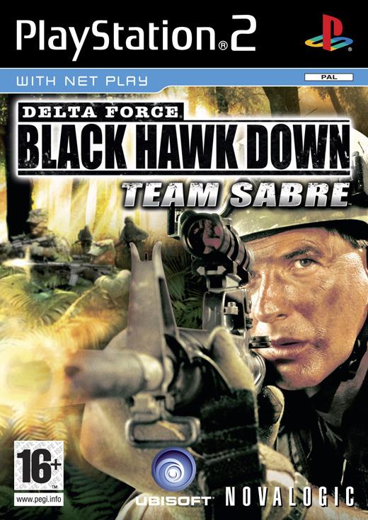 Delta Force: Black Hawk Down - Team Sabre for PlayStation 2