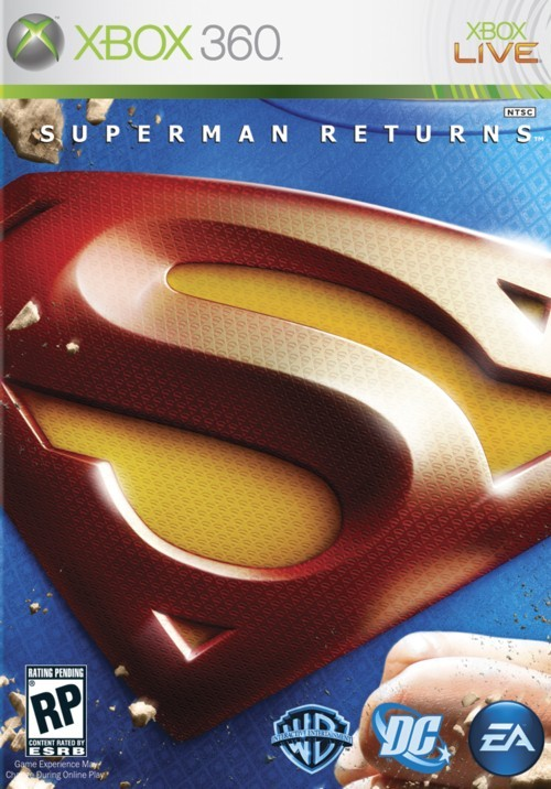 Superman Returns: The Videogame for Xbox 360