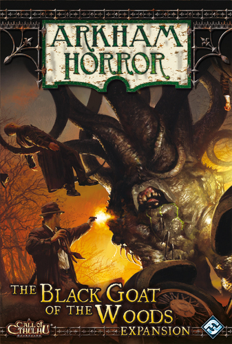 Arkham Horror: Black Goat of the Woods - Expansion