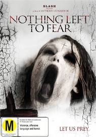Nothing Left to Fear on DVD