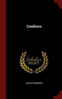 Creditors by August Strindberg image
