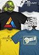 Gaming T-Shirt Sellout!