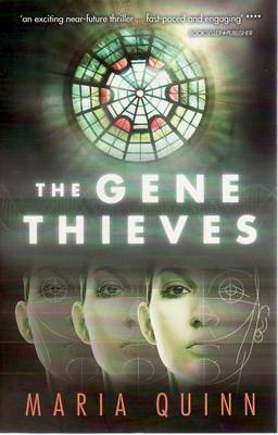 The Gene Thieves by Maria Quinn image