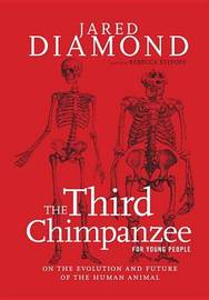 The Third Chimpanzee for Young People by Jared Diamond