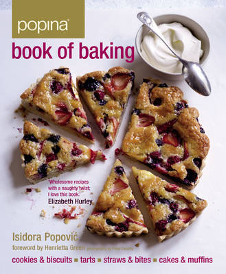 Popina Book of Baking by Isidora Popovic