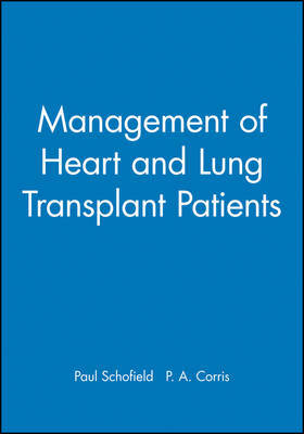 Management of Heart and Lung Transplant Patients