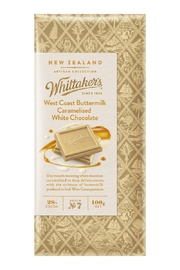 Whittaker's Artisan Collection: Block West Coast Buttermilk Caramelised White Chocolate 100g