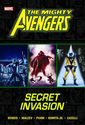 Mighty Avengers: Secret Invasion image