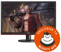"24"" AOC FHD 75hz 1ms FreeSync Gaming Monitor"