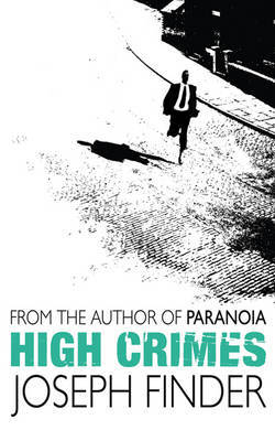 High Crimes by Joseph Finder image