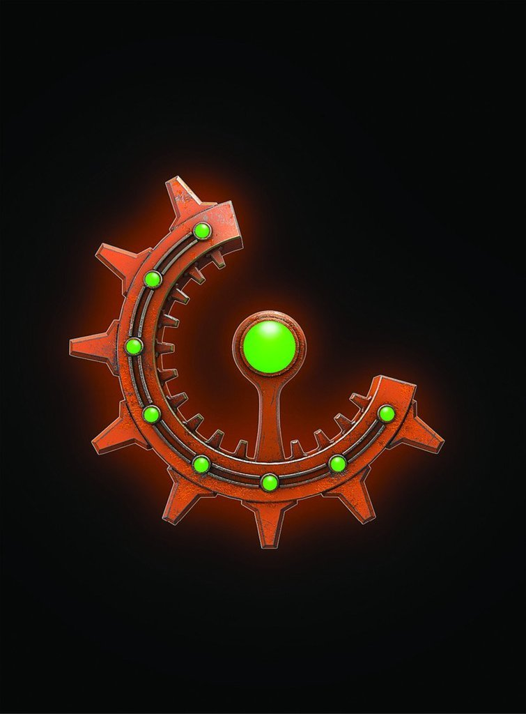 Dropfleet Commander: Shaltari - Command Cards image