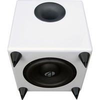 Audioengine: S8 Powered Subwoofer - Hi-Gloss White image