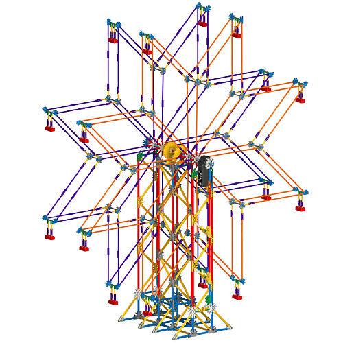 K'Nex Double Ferris Wheel image