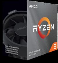 AMD Ryzen 3 3300X 4-Core 3.8GHz CPU image
