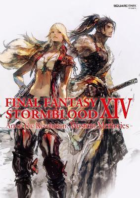 Final Fantasy Xiv: Stormblood -- The Art Of The Revolution - Western Memories- image