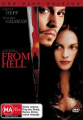 From Hell on DVD