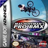Mat Hoffman's Pro BMX for Game Boy Advance