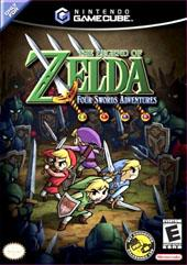 The Legend of Zelda: Four Swords Adventures for GameCube