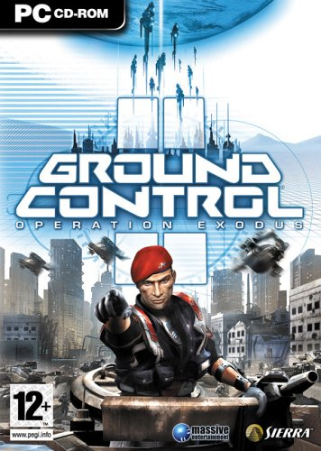 Ground Control II: Operation Exodus for PC Games image