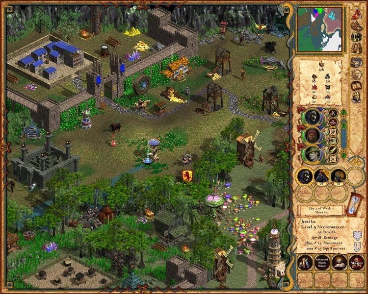 Heroes of Might & Magic IV Complete for PC image