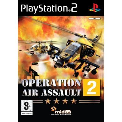 Operation Air Assault 2 for PlayStation 2