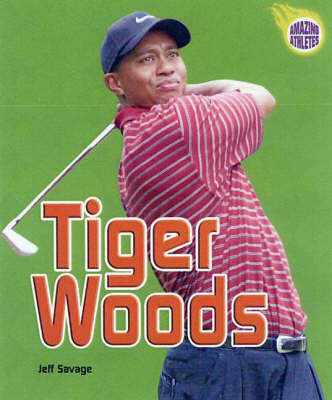 Tiger Woods by Jeff Savage