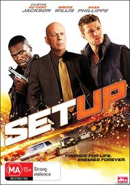 SetUp DVD