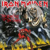 The Number of the Beast (LP) by Iron Maiden