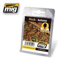 Ammo of Mig Jimenez Autumn Oak Leaves