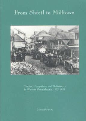 From Shtetl to Milltown by Robert Perlman