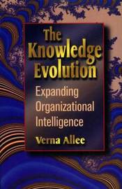 The Knowledge Evolution by Verna Allee image