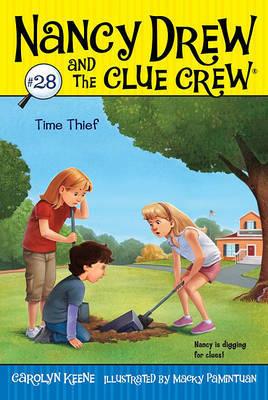 Time Thief by Carolyn Keene