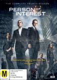 Person of Interest - Season 4 DVD