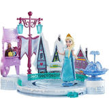 Disney Frozen Ice Skating Rink Playset