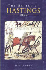 Battle of Hastings 1066 by M.K. Lawson image