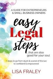 Easy Legal Steps...That Are Also Good for Your Soul by Lisa Fraley image