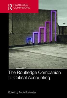 The Routledge Companion to Critical Accounting image