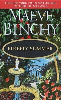 Firefly Summer by Maeve Binchy image