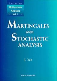 Martingales And Stochastic Analysis by James Yeh image