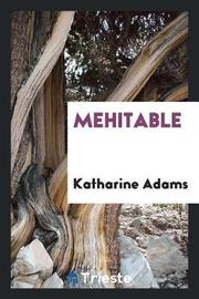 Mehitable by Katharine Adams image