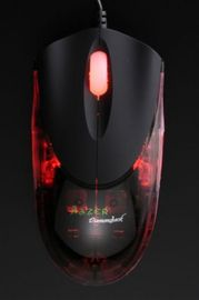 Razer Diamondback Salamander Red 1600 DPI Gaming Mouse